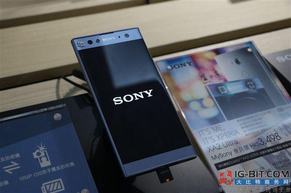 索尼Xperia XZ2日本销量曝光:不敌XZ1