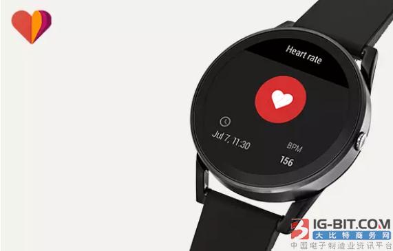 转型智能手表 Fossil可穿戴设备销售额达3亿美元