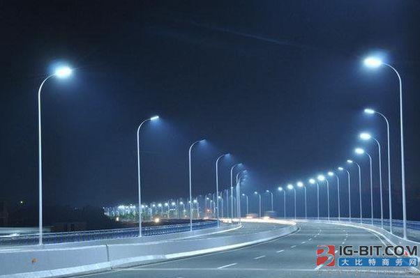 哈尔滨1.7万盏路灯接入智慧路灯信息系统