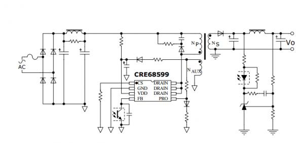 电路 电路图 电子 原理图 600_282