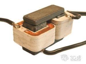 研究人员创建出第一个完全3D打印的电动机