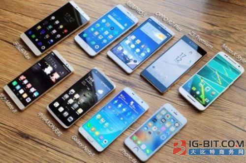 国产手机同质化严重 市场需要创新提振信心