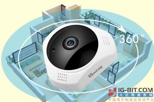 微目腾科推出全景智能摄像机 支持3D视图查看