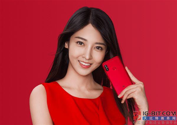 红米6 Pro正式发布:小刘海+4000mAh