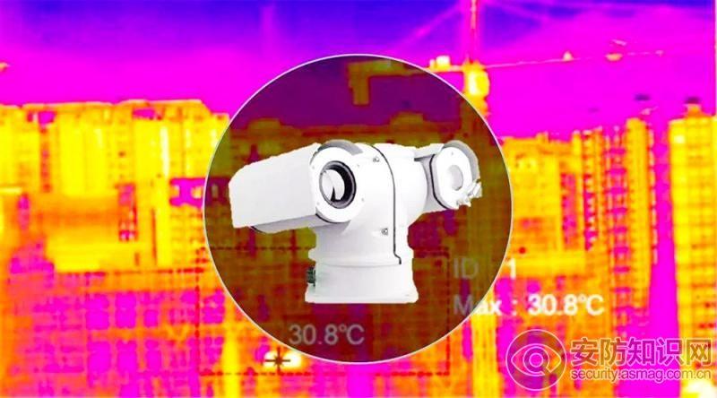 安防监控行业红外热成像机芯模组优势分析