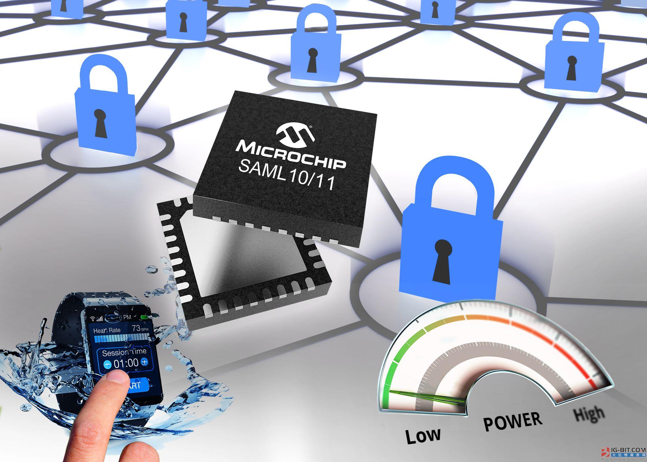 利用首款提供稳健芯片级安全并采用Arm® TrustZone技术的32位MCU打造安全的 IoT终端