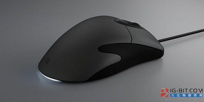 微软经典IntelliMouse鼠标回归