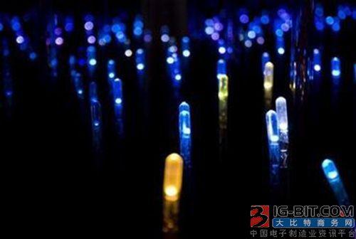 Micro LED技术火热 鸿海全球紧密布局