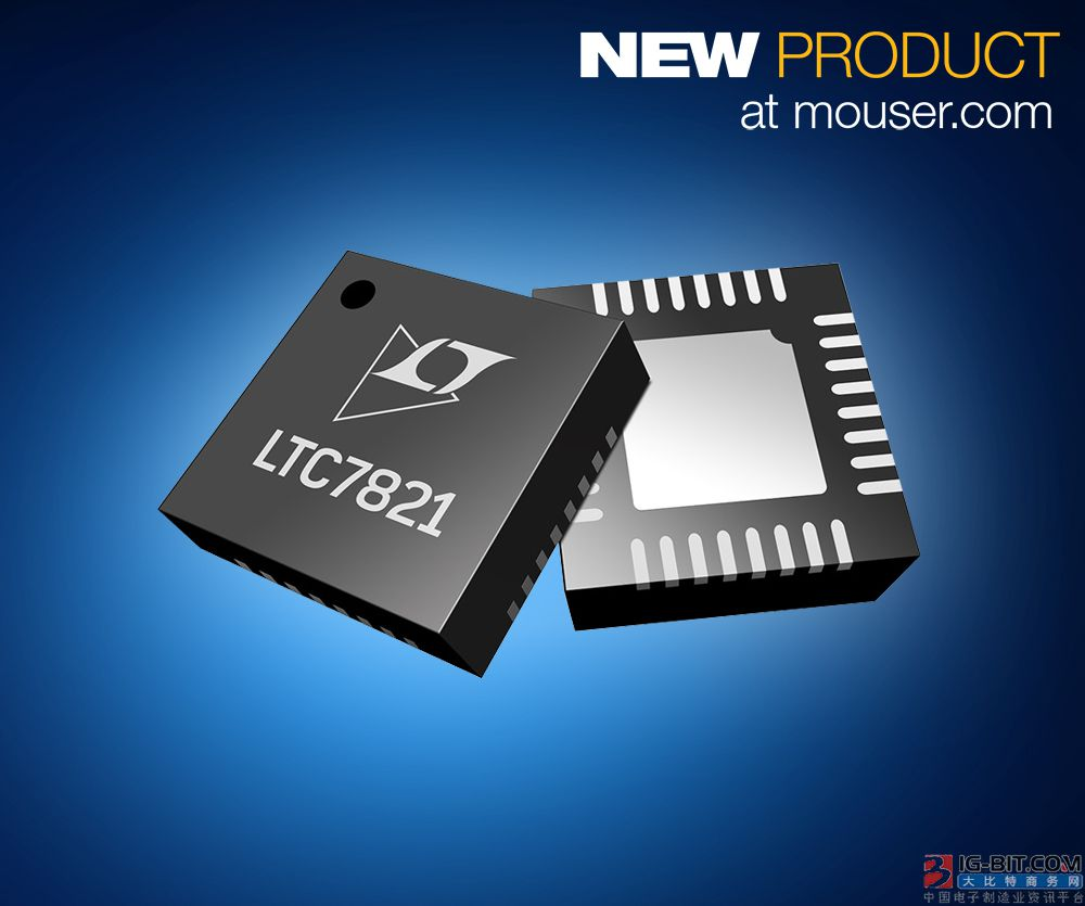 Let solution dimension acute decrease the Analog Devices Power By Linear of 50% , step-down of 72V LTC7821 Composite controller is in trade lustre opens carry out
