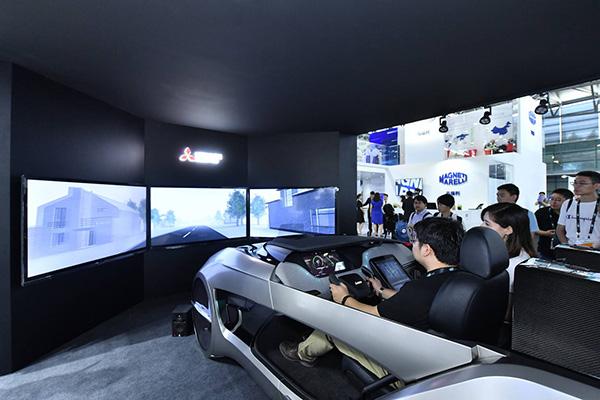 三菱电机借人工智能技术切入自动驾驶