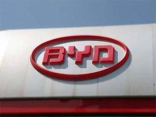 比亚迪全球最大规模动力电池厂投产