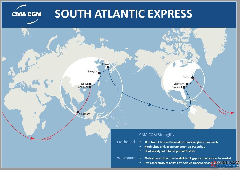 英国海外领土圣赫勒拿将接入南大西洋海缆系统SAEx