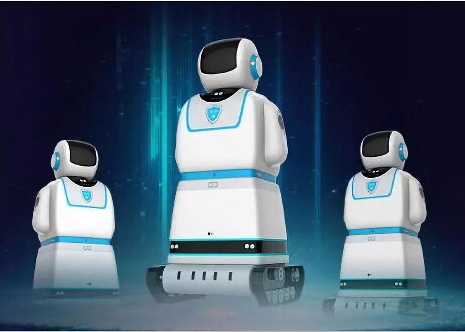 机器人进入安防市场 未来前景如何?