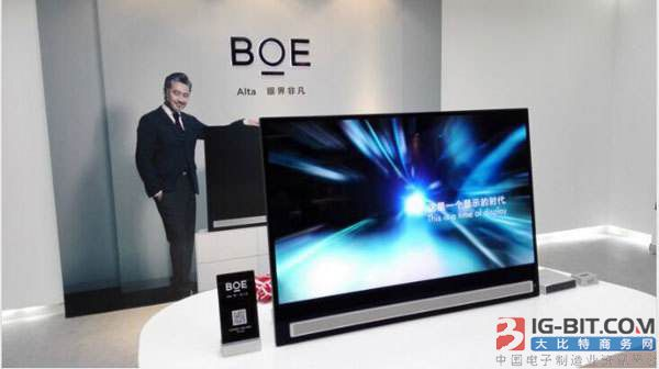 京东方A:TV类显示产品三季度有望回暖