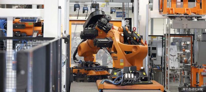 从机器人到智能工厂 美的走向现代智造