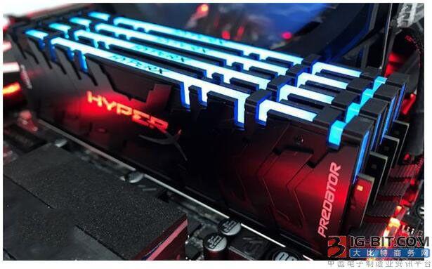 搭载红外线RGB同步技术:金士顿推HyperX Predator