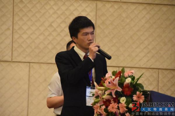 JX金属株式会社市场开发部技师加藤宏德