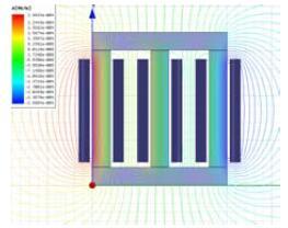 逆变器并机用三相电抗器设计