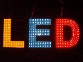 国际空间站宇航员们用LED灯阵列庆祝美国独立日