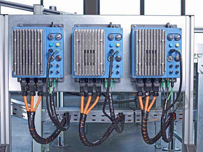 诺德推出新型NORDAC LINK现场分布式系统