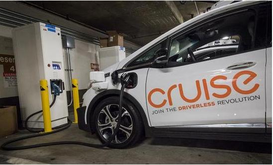 通用汽车将推机器人出租车业务 明年拟在旧金山启动