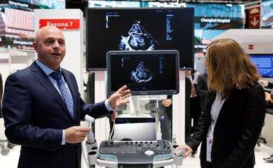 美国多家顶级医院应用迈瑞超声解决方案