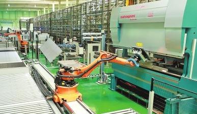 """3000台工业机器人两年内""""加盟""""许昌"""
