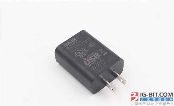 华硕推出USB PD手机充电器:功率18W