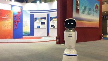 科沃斯推检务机器人全系解决方案