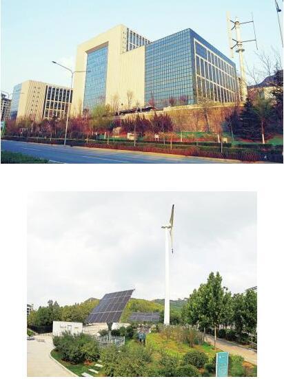 山东省内首个微电网成功运行两年 累计自发电40余万度