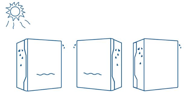 户外逆变器如何做到高等级防护?
