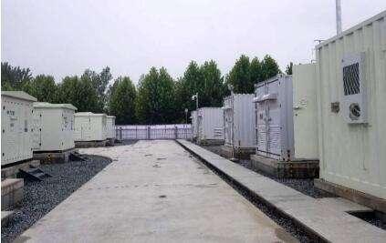 南都电源河南电网100兆瓦电池储能示范工程成功并网
