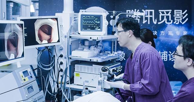 AI+医疗 又是一场BAT的角逐