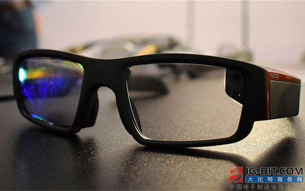 VuzixBlade智能眼镜通过FCC及CE认证