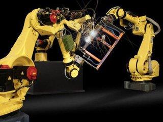 """助力建设""""机器人之都"""" 发那科华中基地动工"""