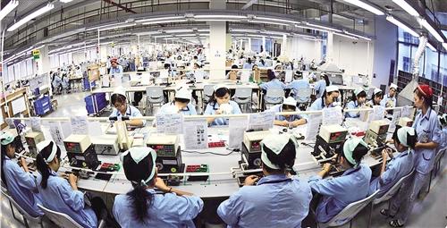 湖南常德经济技术开发区:蹄疾步稳迈向千亿园区