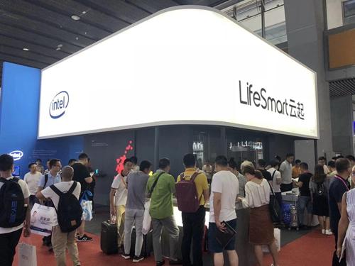 LifeSmart云起携手英特尔 发布Smind人脸识别系统