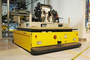 新松AGV机器人市场保有量超8000台