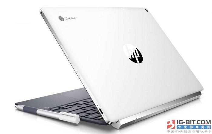 Chromebook x2变形本与微软Surface Go异曲同工