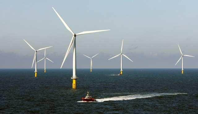 ABB获全球最大海上风电场1.5亿美元订单