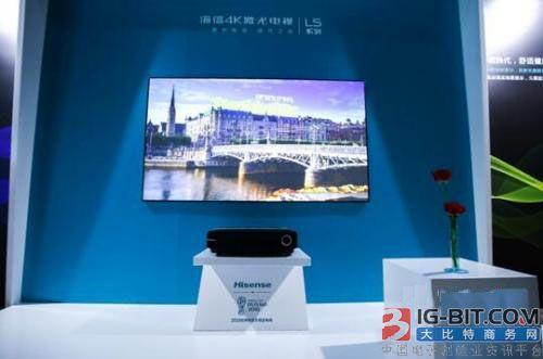 中怡康数据显示:海信激光电视L5成大屏首选
