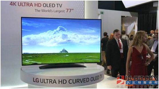 中韩放行LGD广州OLED面板项目 电视产业或有三大影响