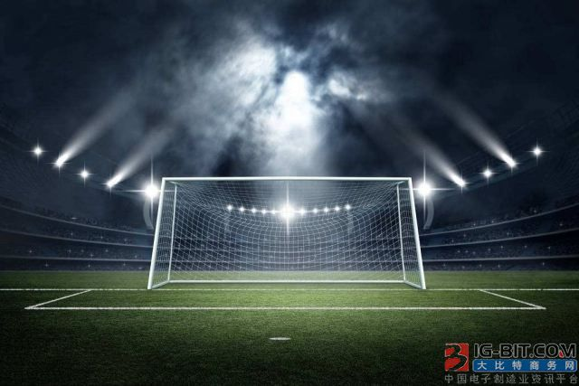 中国LED体育照明走出国门 丹麦球场完成灯光验收