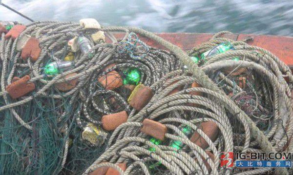 环保主义者福音:绿色LED灯具渔网