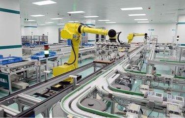 安徽出台政策扶持机器人产业