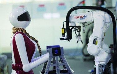 2018年拓斯达机器人业务稳增长