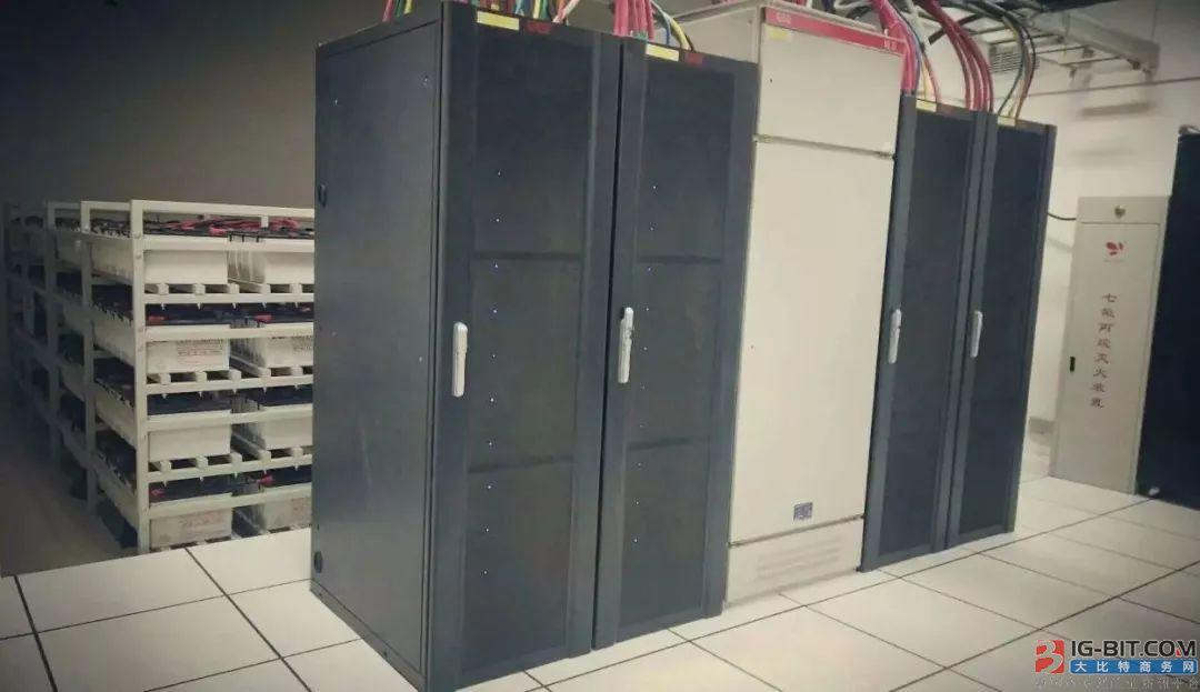 易事特UPS为中国电信富源分公司提供电源保障