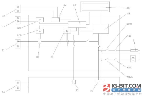【仪表专利】便携式电子智能电能表防窃电检测仪