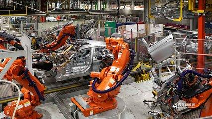 青岛高新区机器人产业年产值达90亿元