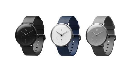 米家发布智能手表:内置运动传感器